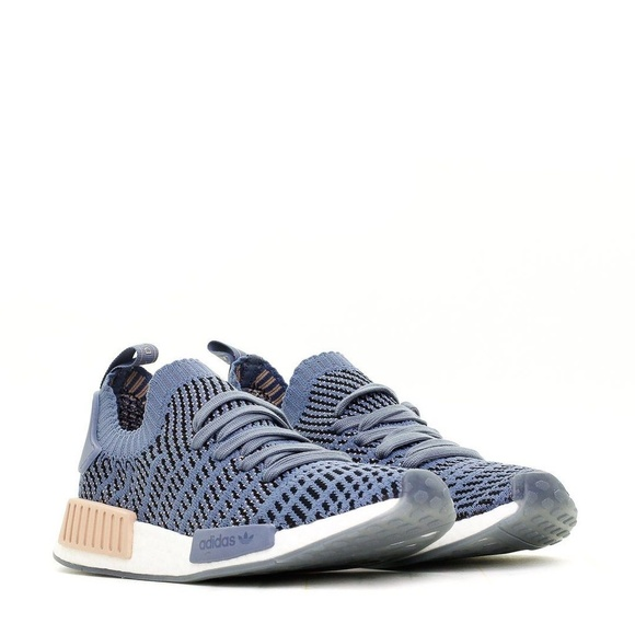 NEW Women Adidas Originals NMD R1 STLT PK Sneakers 85a374992